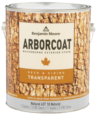 Arborcoat® Exterior Waterborne Semi-Transparent Deck & Siding Stain 638